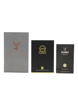 Glenfiddich Pamphlets