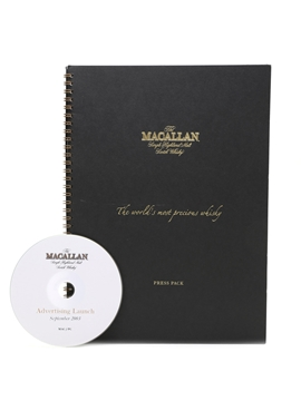 Macallan Press Pack 2003
