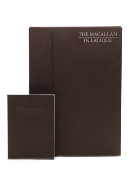 Macallan In Lalique Press Pack 2007