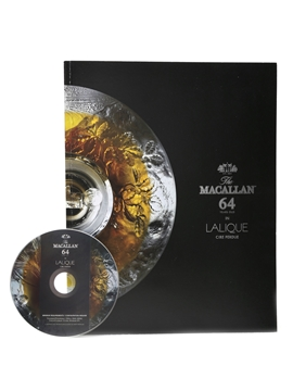 Macallan In Lalique - Cire Perdue