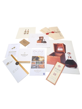 Macallan Leaflets & Pamphlets