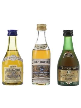Richelieu & Three Barrels