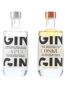 Kyro Koskue & Napue Rye Gin