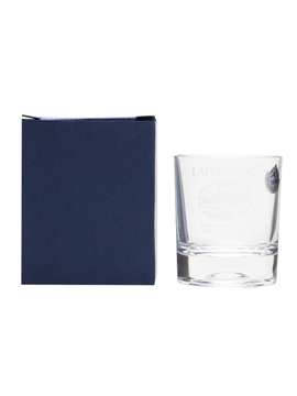 Laphroaig Whisky Glass