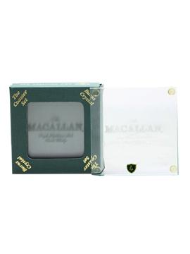 Macallan Glass Coasters