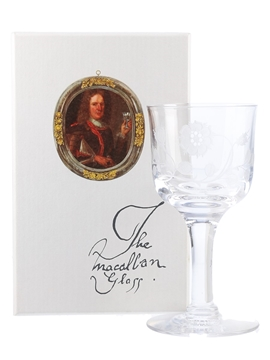 Macallan Jacobite Glass