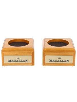 Macallan Bottle Stands