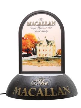 Macallan Light Up Display
