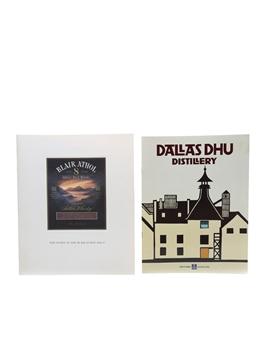 Blair Athol & Dallas Dhu Booklets