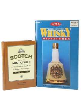 Whisky Miniatures Books