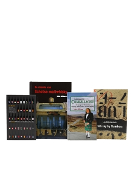 Assorted Whisky Books