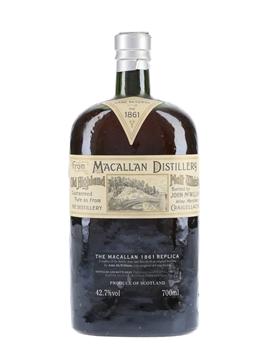 Macallan 1861 Replica Bottled 1990s 70cl / 42.7%