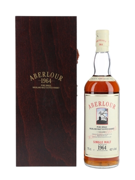 Aberlour 1964 Limited Edition 25 Year Old 75cl / 43%