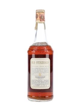 Old Fitzgerald 6 Year Old Bottled 1969 - Stitzel Weller 75cl / 43%