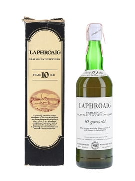 Laphroaig 10 Year Old 90 Proof