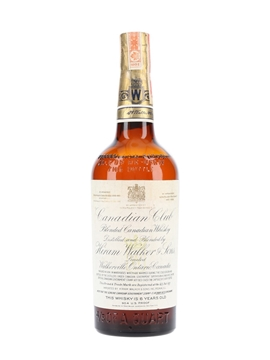 Canadian Club 6 Year Old 1937