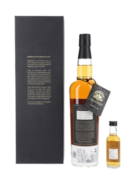 Iconic Speyside 1966 Peerless 42 Year Old - Duncan Taylor 70cl & 5cl / 45.2% ABV