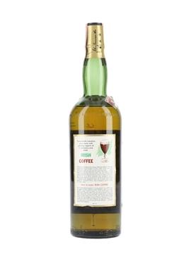 John Jameson & Son 7 Year Old 3 Star Dublin Irish Whiskey Bottled 1960s 75.7cl / 43%