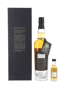 Macduff 1968 Peerless 40 Year Old - Duncan Taylor 70cl & 5cl / 45.5% ABV