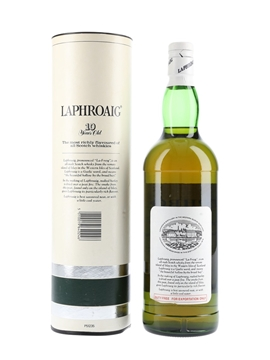 Laphroaig 10 Year Old Bottled 1980s 100cl / 43%