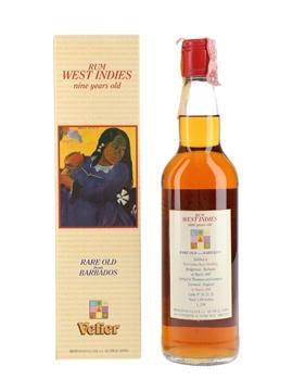 West Indies 1987 Rare Old Bottled 1996 - Velier 70cl / 46%