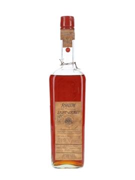Rhum Saint James Bottled 1950s - Salengo 100cl / 47%