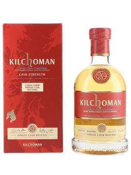 Kilchoman 2007 Camas Gorm