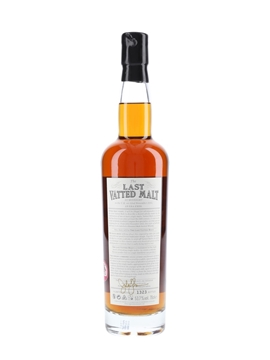 The Last Vatted Malt Bottled 2011 - Compass Box 70cl / 53.7%