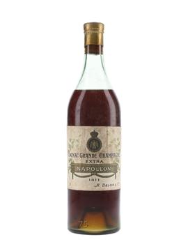 Delor & Co. 1811 Extra Napoleon Cognac