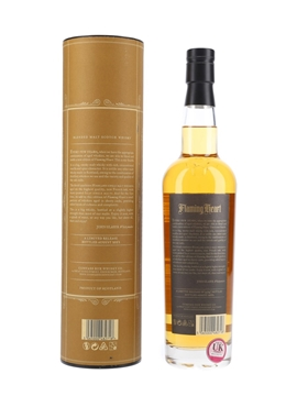 Flaming Heart Compass Box - 4th Edition 70cl / 48.9%
