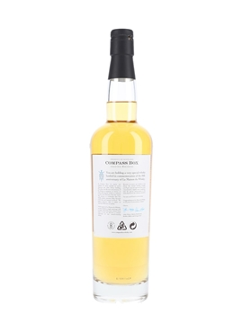 Mariage Asyla Compass Box - La Maison Du Whisky 50th Anniversary 70cl / 43.6%