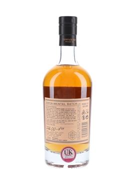 Great King Street Experimental Batch 00-V4 Bottled 2013 - Compass Box 50cl / 43%
