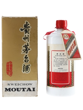 Kweichow Moutai Baijiu - Bottled 1970s-1980s 54cl / 53%