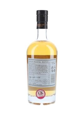 Great King Street Experimental Batch TR-06 Bottled 2013 - Compass Box 50cl / 43%