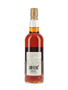 Mortlach 1980 Bottled 2002 - Gordon & MacPhail 70cl / 63.8%