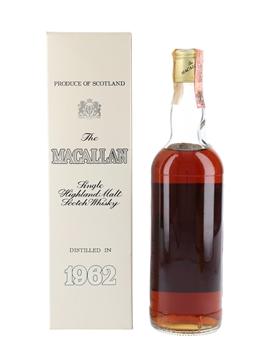 Macallan 1962 Campbell, Hope & King Bottled 1970s - Rinaldi 75cl / 46%