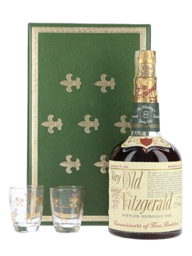 Very Old Fitzgerald 8 Year Old 1960 Stitzel-Weller - Bottled 1968 75.7cl / 50%