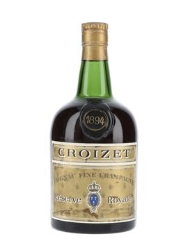 Croizet 1894 Reserve Royale  70cl / 40%