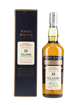 Hillside 1970 25 Year Old Rare Malts 75cl / 61.1%