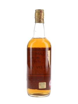 John Jameson & Son 7 Year Old 3 Star Bottled 1950s - John Quin & Co. Ltd. 75cl / 43.5%