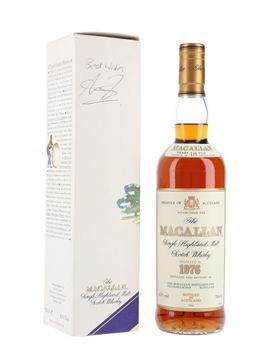 Macallan 1976 18 Year Old 70cl / 43%
