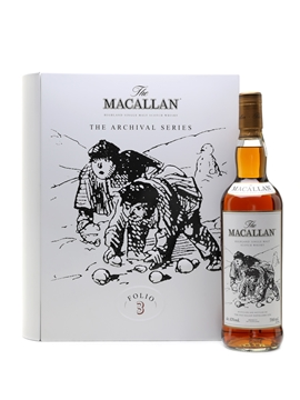 Macallan The Archival Series Folio Three 70cl / 43%