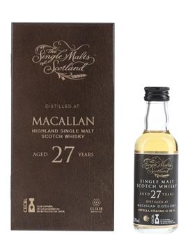 Macallan 27 Year Old