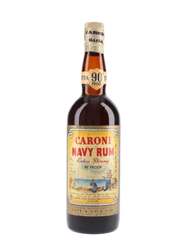 Caroni 90 Proof Navy Rum