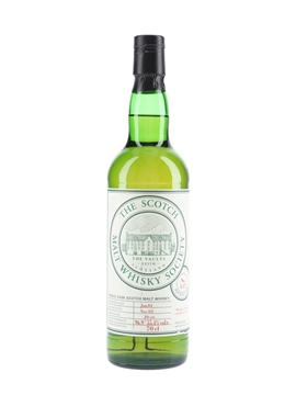 SMWS 5.17 Monkey Blood On Vanilla Ice Cream