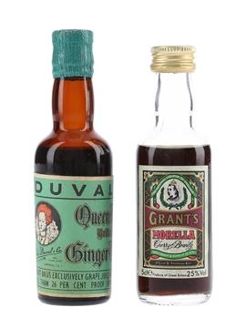 Duval's Queen Bess & Grant's Morella