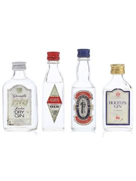 Assorted English Gin