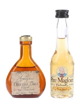 Cles De Ducs & Pere Magloire