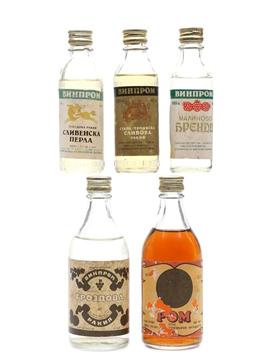 Vinodrom Bulgarian Spirits & Liqueurs