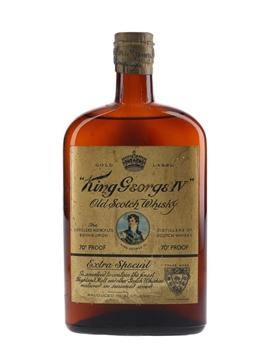 King George IV Gold Label Spring Cap